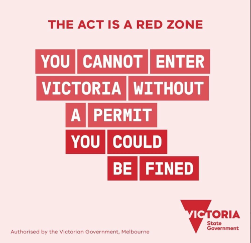 """Victoria Misses The Mark With """"Mean"""" Border Permit Ads"""