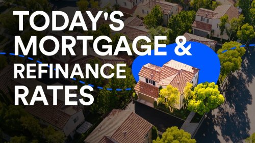 Today's mortgage and refinance rates, October 20, 2021: Rates remain low
