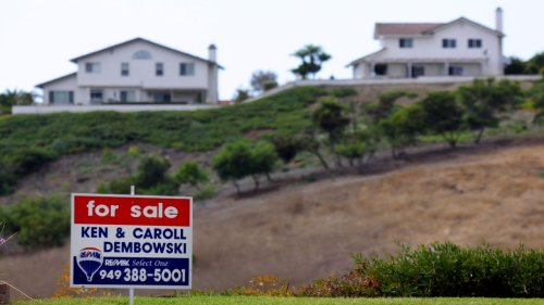 Soaring Home Prices Pinch Affordability