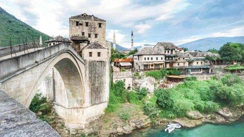 Mostar – Eine der Top 10 Sehenswürdigkeiten auf dem Balkan