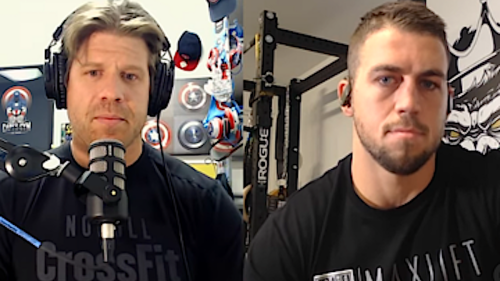 Ricky Garard Admits to Knowingly Using Performance-Enhancing Drugs Before 2017 CrossFit Games