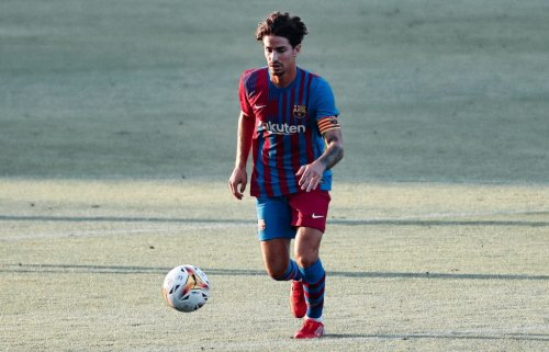 Alex Collado could be Barcelona's 'X factor' in midfield next season