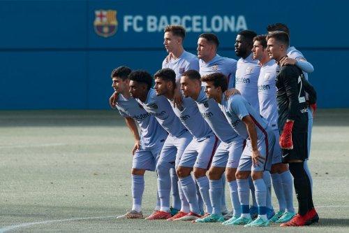 Predicted Barcelona lineup against Stuttgart