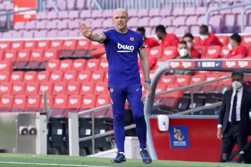 Barcelona assistant coach talks Depay, Koeman, Pedri