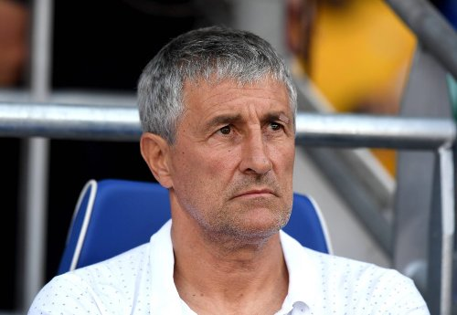 """Quique Setien talks about his time at Barça: """"It was a dream, but a lot of things surprised me"""""""
