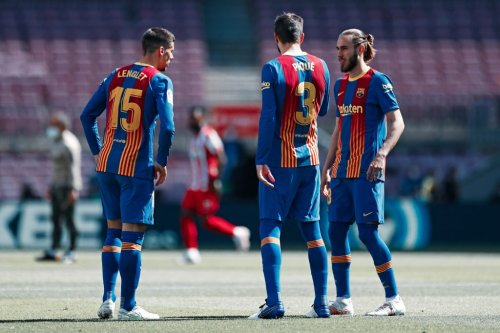Analysis: Barcelona and the search for a balanced defensive partnership