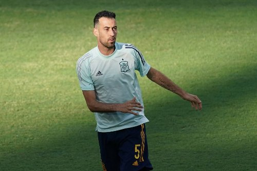Sergio Busquets to start against Slovakia — report