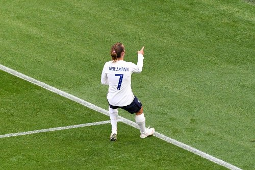 Spotlight: Griezmann steals draw for France against Hungary