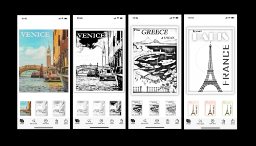 Photo Sketch Effects for iOS