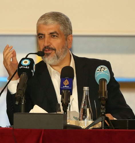 Hamas Elects Former Chief Meshaal To Head Its Foreign Political Bureau