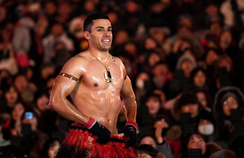 Big Screen Beckons For Tonga's Toned Olympic Flagbearer