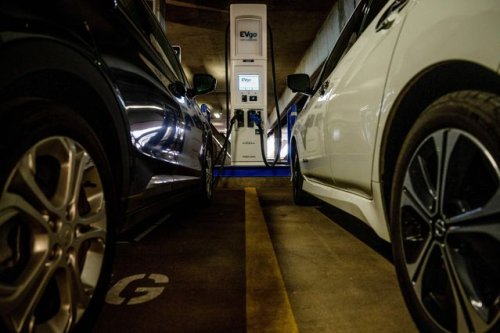 The Infrastructure Bill Moves Forward. Why It Doesn't Really Help Tesla Stock.