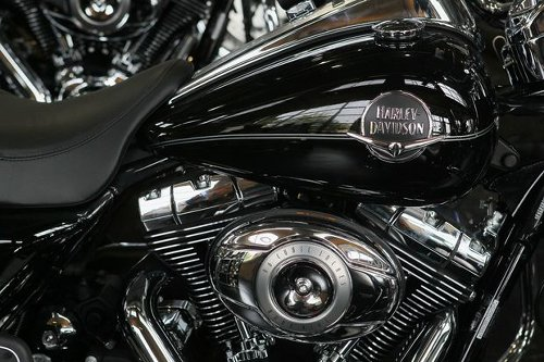 Harley-Davidson Stock Is Rising. Strong Earnings and Guidance Top Tariff Worries.