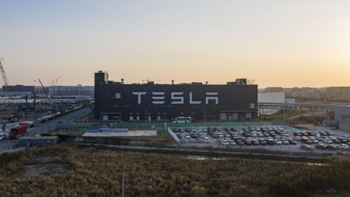 Tesla Is Having a Strong Run in China. Analysts Weigh In on the EV Maker's Rising Market Share.