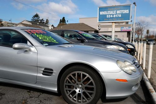 The Used Car Bubble: How Sky-High Pricing Is Good for Stocks