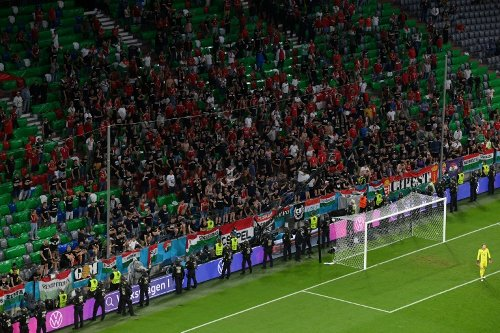 UEFA Launch Probe Into 'Discriminatory Incidents' During Germany-Hungary Match