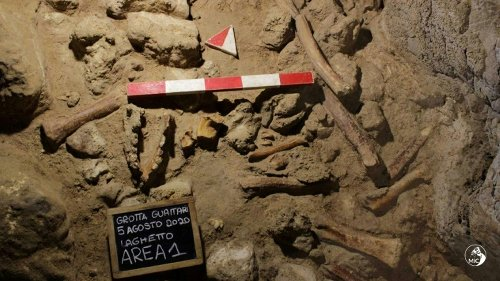 Evidence Of Nine Neanderthals Found In Italian Cave