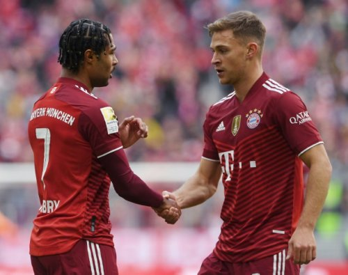 Bayern Star Kimmich Unvaccinated Due To 'Personal Concerns'