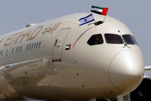 Etihad Airways Suspends Flights To Israel