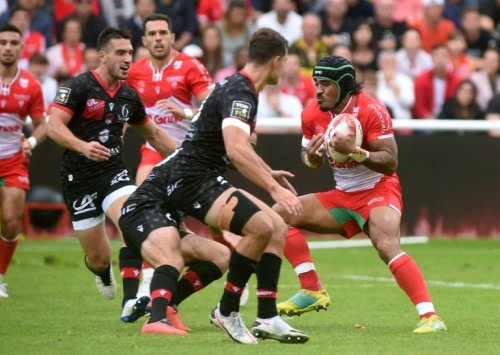Ex-All Blacks Centre Saili's Biarritz Face 'Hell Of A Push' For Top 14 Safety