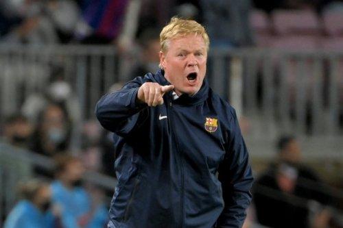 Fully Fit Barca Can Still Win La Liga, Says Koeman