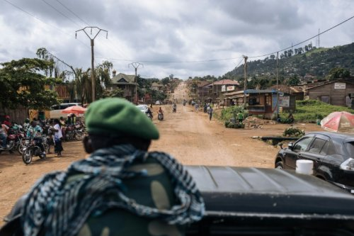 7 Soldiers, 15 Islamist Rebels Killed In DR Congo Clashes