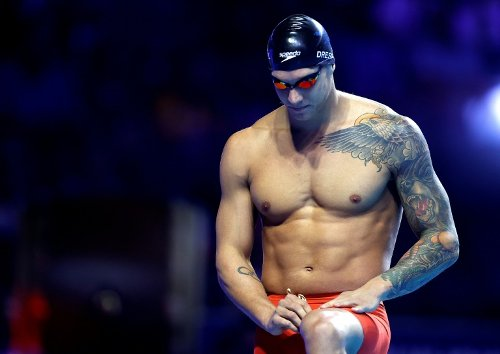 Dressel Leads Way Into 100m Free Final At US Olympic Swimming Trials