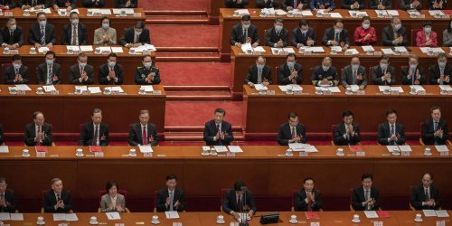 China Is Now Respecting the Rule of Law. Beware.