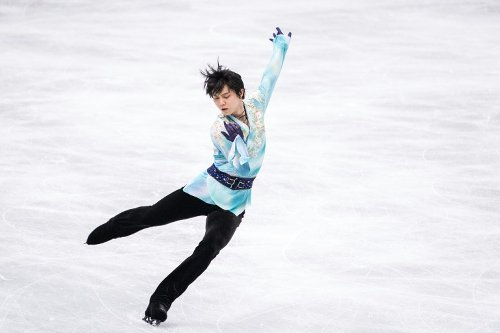 Hanyu Plays Down Asthma Fears After Losing To Chen
