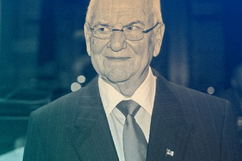 Lee Iacocca Wanted to Make America Great Again Before Donald Trump