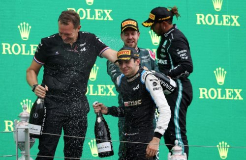 Vettel Disqualified From Hungarian GP, Hamilton Inherits Second Place