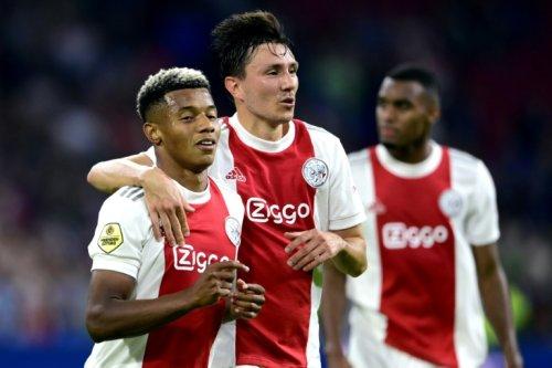 Ajax Enjoy 9-0 Romp In Dutch League