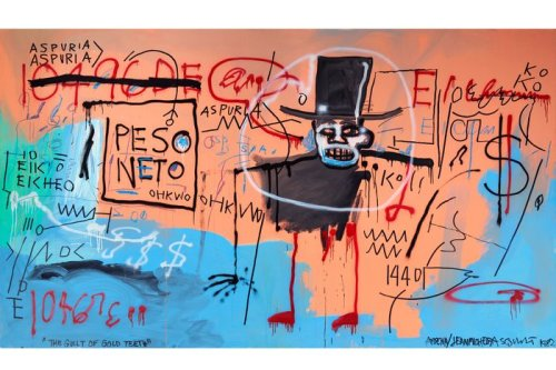 Christie's to Offer Two Jean-Michel Basquiat Masterpieces From 1982