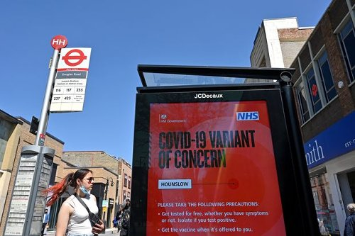 The U.K. Has Vaccinated 80% of Adults. Why Are Delta Variant Cases Surging?