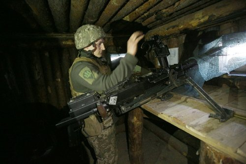 Ukraine's Battle-hardened Troops Say Ready To Repel Russia