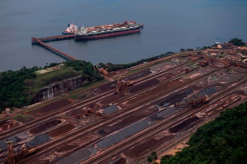 Iron-Ore Prices May Have Peaked, UBS Says, in Downgrading Rio Tinto to Sell
