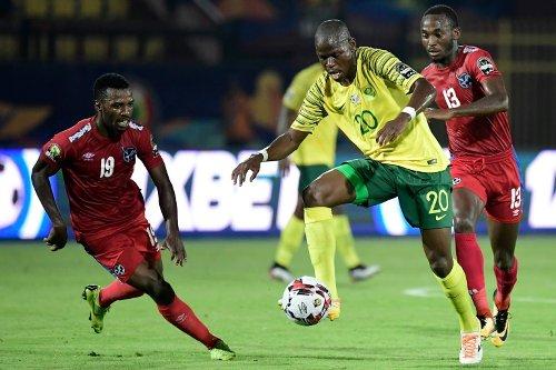 Zimbabwean Arubi Stars As TTM Stun Sundowns To Reach Final
