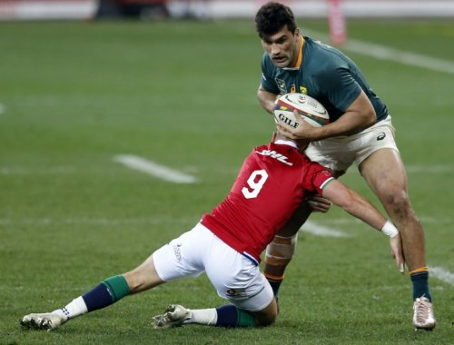 Springboks, Lions With Points To Prove In Test Series Decider