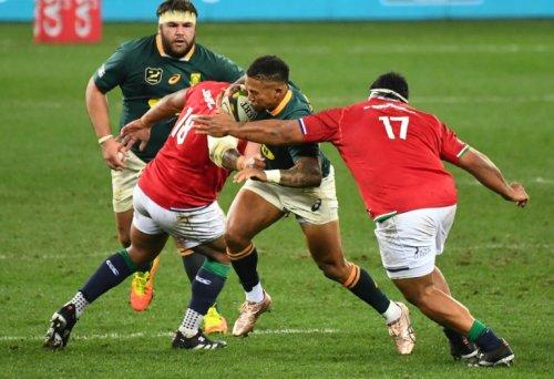 Sinckler Cited For Biting After 2nd Springbok-Lions Test