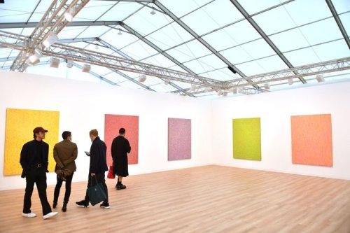 Young, Emerging Artists Drive Art Market Skyward
