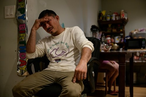 A Month After Crossing River Into US, Immigrants Face Harsh Reality