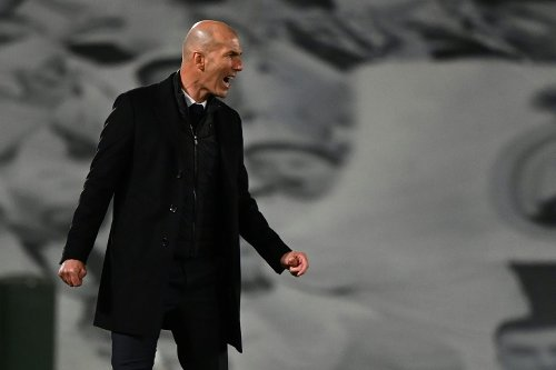 Zidane Defying The Doubters As Another Real Madrid Revival Nears Completion