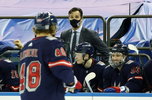 NHL Rangers Fire Quinn As Coach To Complete Housecleaning