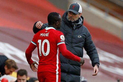 Klopp Plans Mane Talks After Liverpool Star's Snub