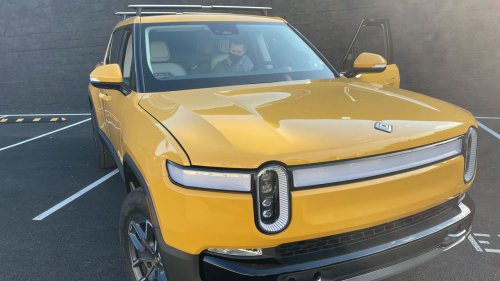 What's Better, a Ford F-150 Or a Rivian R1T? Barron's Rode in Both.
