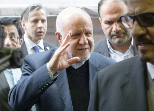 Iran's Veteran Oil Minister Says To Retire In Few Months