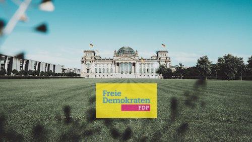 Wahlprogramm FDP: Die Pläne für Steuern, Digitalisierung und Mobilität