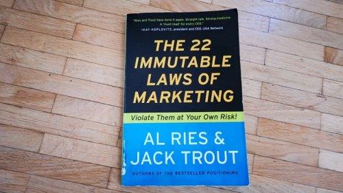 Gebote im Marketing: 22 unumstößliche Erkenntnisse in Buchform