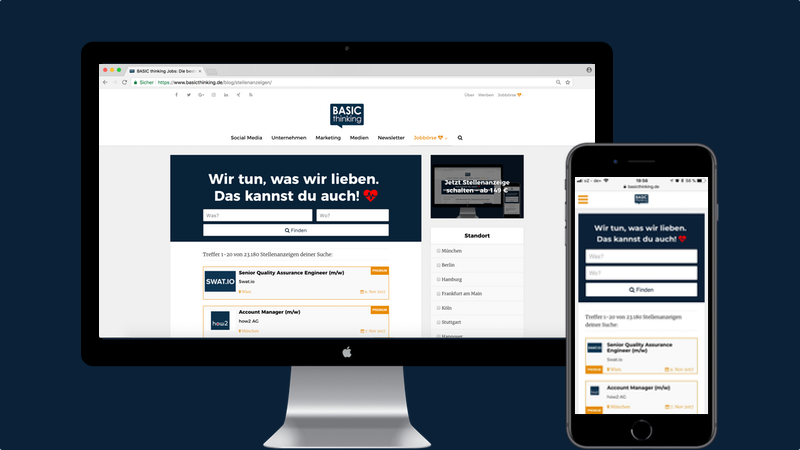 News zu Social Media, Marketing & Datenschutz - cover