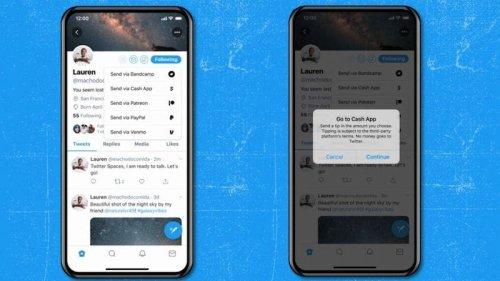 Tip Jar: Mit Trinkgeld ermöglicht Twitter die Monetarisierung von Inhalten